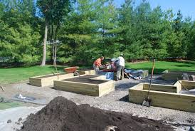 Planning A Raised Bed Vegetable Garden by A Formal Vegetable Garden Dirt Simple