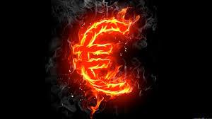 L'euro brucia