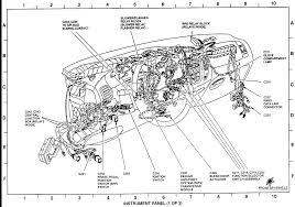 01 ford focus radio wiring diagram 2000 ford focus stereo wiring