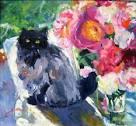 Cat portraits. J ill Atkin -  B ...
