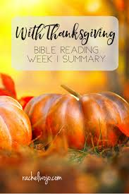 words in the word thanksgiving with thanksgiving bible reading summary week 2 rachelwojo com