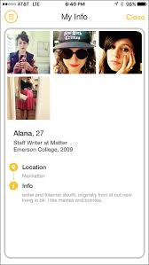 Can Women Build A Better Tinder  Backchannel A Bumble profile