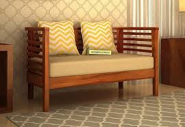 Seater Sofa  Buy Two Seater Sofa Online Upto  Off  WoodenStreet - Sofa modern 2
