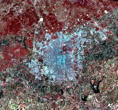 San Antonio Texas Map San Antonio Texas Usa Earthshots Satellite Images Of