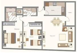 Two Bedroom Apartment Floor Plans Two Bedroom Apartment Sample Floor Plan Picture Of Time Crystal
