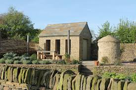 Stone Cladding For Garden Walls by South Pennine Dry Stone Walling Home