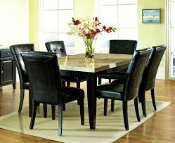furniture stunning marble top dining table round elegant white