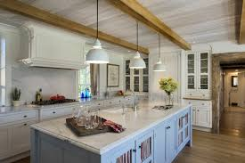 Farmhouse Kitchens Designs Modern Farmhouse Kitchen Design White Via Hello Lovely With Ideas
