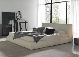 Modern Leather Bedroom Furniture Bedroom Contemporary Interior Bedroom Furniture Featuring Black