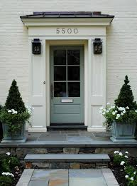 colonial front door all old homes latest planters for yard