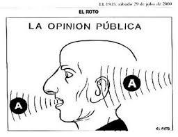 Opinion mediatica