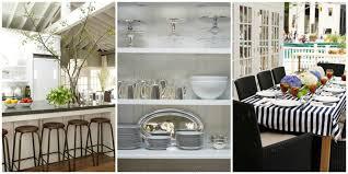 House Beautiful Kitchen Design Country Kitchen Ideas From Ina Garten