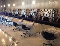 michele pelafas nail spa u0026 salon design