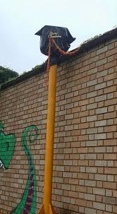 Someone in Johannesburg is covering up Traffic cameras for Christmas Good Things Guy