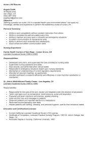 Sample Resume Lpn by Vibrant Lvn Resume 6 Licensed Vocational Nurse Lvn Resume Sample