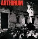 Artforum issue cover