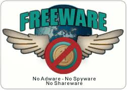 Freeware Logo - No ADS, Malware ...