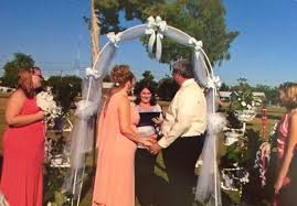 We are ordained  non denominational wedding officiants that perform all types of wedding ceremonies  We offer male or female officiants