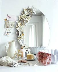 White Shabby Chic Dressing Table by Vanities Shabby Chic Bathroom Vanity Mirror French Country