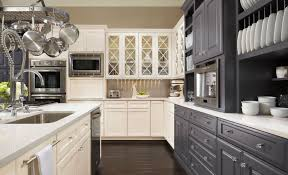 Painting Kitchen Cabinets Two Different Colors How To Two Tone Kitchen Design Blog