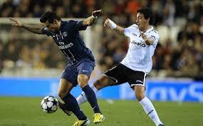 pertandingan PSG vs Valencia