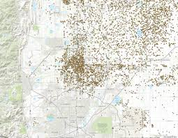 Colorado State University Map by Fracking The Usa New Map Shows 1 Million Oil Gas Wells Climate