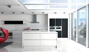 Handleless Kitchen Cabinets Contemporary Gloss Kitchen Cabinets U2013 Modern House