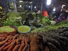 Vegetable prices rise        as temperatures soar   Business     Business Standard Vegetable prices rise        as temperatures soar