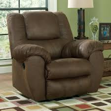 Costco Living Room Brown Leather Chairs Easton Leather Rocker Recliner Costco Leather Rocker Recliner