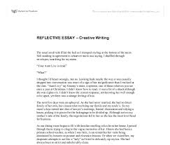 writing a reflection essay Free Essays and Papers Examples Of Reflective Essay   Majestys Aaahh  Resume  Format Of A Reflective Essay Zavvu