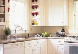 Built In Kitchen Cabinets Built In Cabinets With Glass Doors Choice Image Glass Door