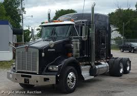 new kenworth semi 2005 kenworth t800 semi truck item bs9486 sold june 29