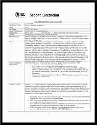 Journeyman Electrician Resume Sample by Industrial Electrician Apprentice Resume Sample Virtren Com