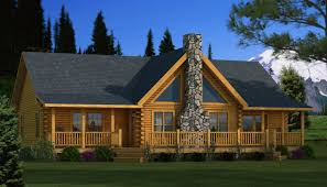 Log Cabin Style House Plans Adair Log Home Plan Southland Log Homes House Plans