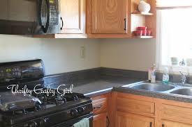 thrifty crafty easy kitchen backsplash with smart tiles