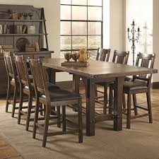Round Dining Table Sets For 6 Dining Room Elegant Tall Dining Table For Sensational Dining Room