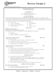 Example Cover Letter For Resume General by 44 General Objectives For Resumes Examples Of General