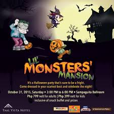 dragon city event halloween manila shopper 2015 trick or treat events u0026 halloween parties in