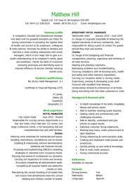 personal statement for resume examples of profile statements for