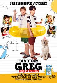 El diario de Greg: Días de perros