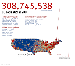 Population Density Map United States by Under The Raedar United States Census 2010