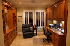 Custom Bookshelves Cost by Custom Home Office Cabinets And Built In Desks