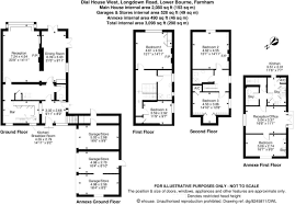 Downing Street Floor Plan 5 Bedroom Semi Detached House For Sale In Longdown Road Lower
