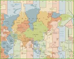 Time Zone Map United States Of America by Blog U2013 James Gleick