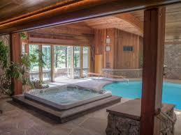 In Door Pool by Beloved Panoramic Home Indoor Pool Tub Vrbo