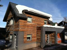 gallery the diagon alley passive house in colorado workshopl