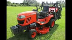 kubota g23 g26 ride on mower service repair workshop manual