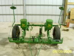 John Deere 7100 Planter by Old Planter Hiding In The Briars Page 3