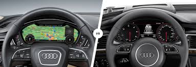 Audi 6 Series Price Audi A4 Vs A6 Side By Side Comparison Carwow