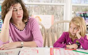 Two thirds of parents admit they can     t help their children with